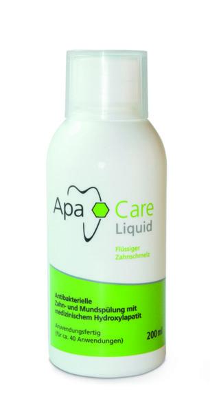 АпаКеър (ApaCare) Антибактериална вода за уста 200мл